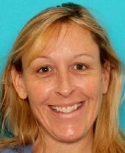 Wendy Hancock, 42, is suspected of being in the company of her daughter, who went missing in Smithville.