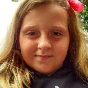 Briella Bowling, 12, was last seen in Smithville.