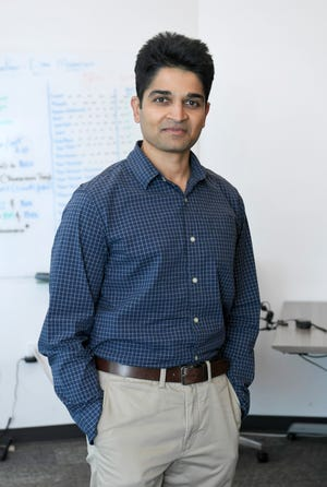 Sashank Purighalla launches BOS Framework software company, which has garnered $2 million mostly from local investors.