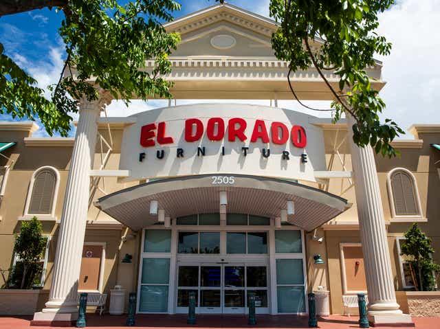 El Dorado Furniture Opened In North, El Dorado Furniture Miami