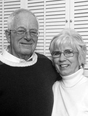 Former Newark and Newark Catholic coach Tom Wortman and his wife, Nancy, celebrated their 50th wedding anniversary in 2014.