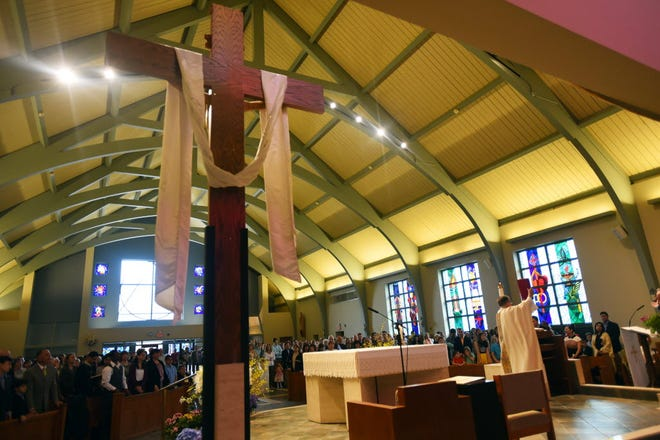 St. Catharine Church, Glen Rock