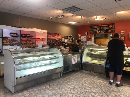 Orlando's Bakery in Lodi has developed a low-carb bread.