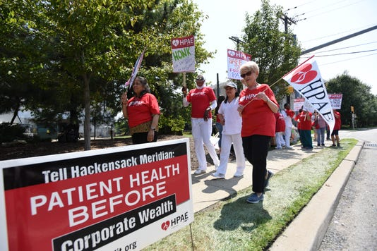 Hospital Protest4
