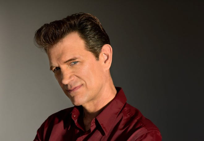 Musician Chris Isaak will be playing the Wellmont Theater in Montclair on Aug. 25