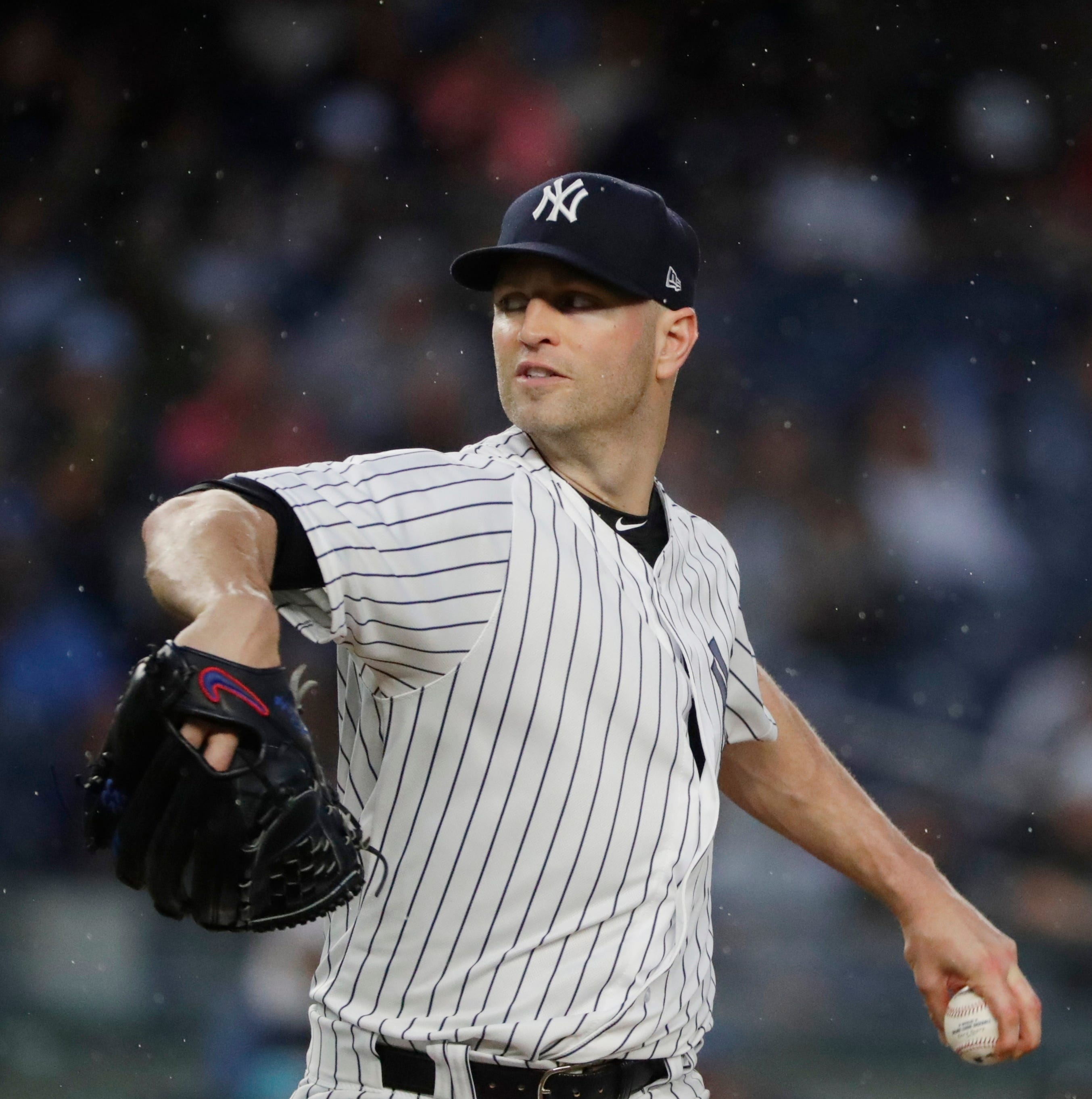 New York Yankees announce Sunday lineup against Blue Jays