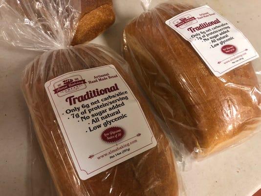 Orlando's Bakery bread