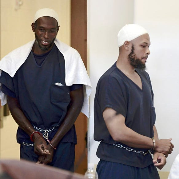 Attorneys: 5 charged in Amalia compound terror case because they are Muslims