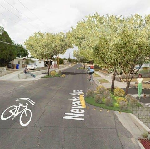 City to create 'cool corridor' on Nevada Avenue
