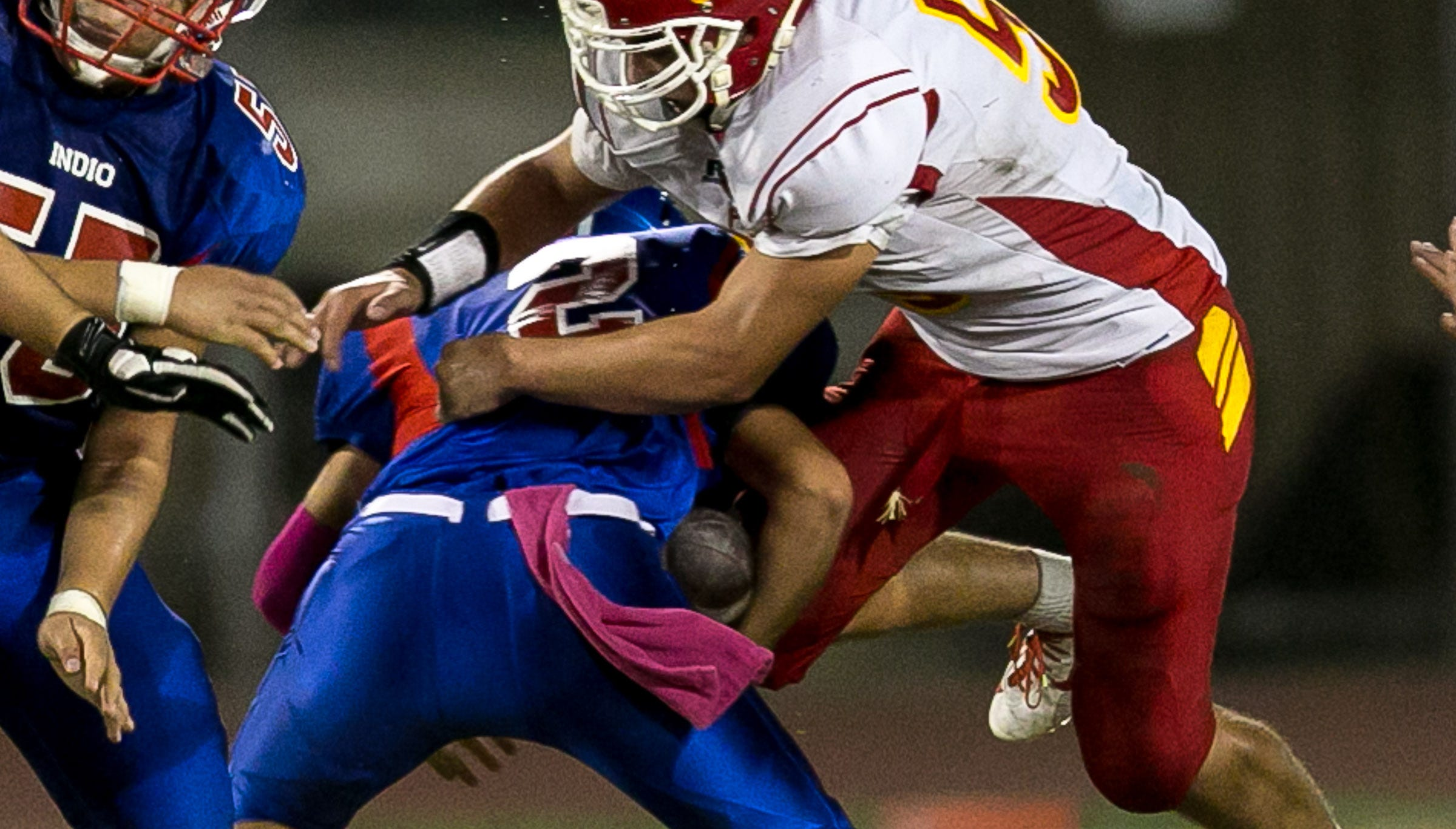 Will Emmett, former Aztecs football star who died at age 20, remembered at Palm Desert High