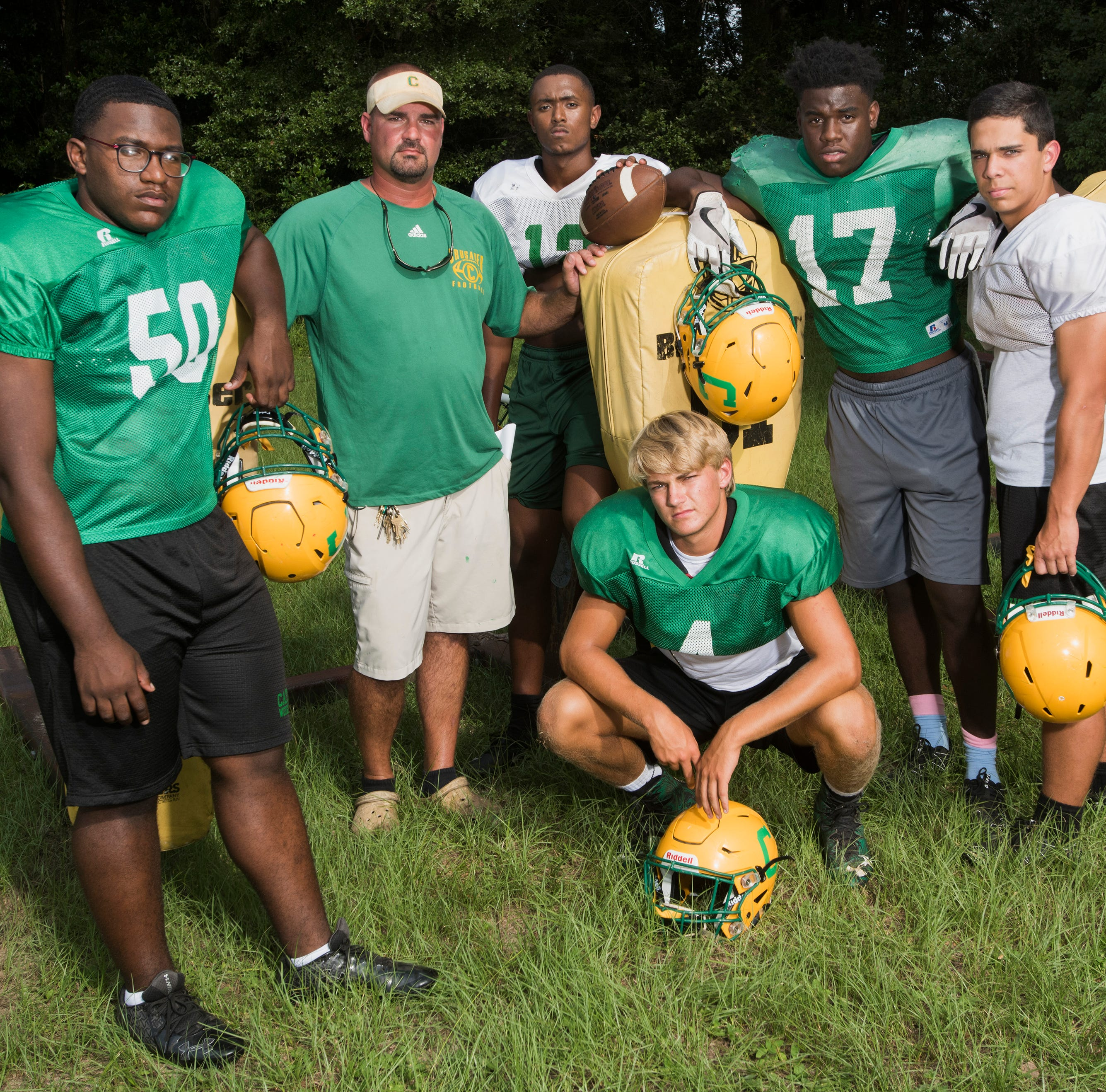 Pensacola Catholic football working to get back on track in 2018