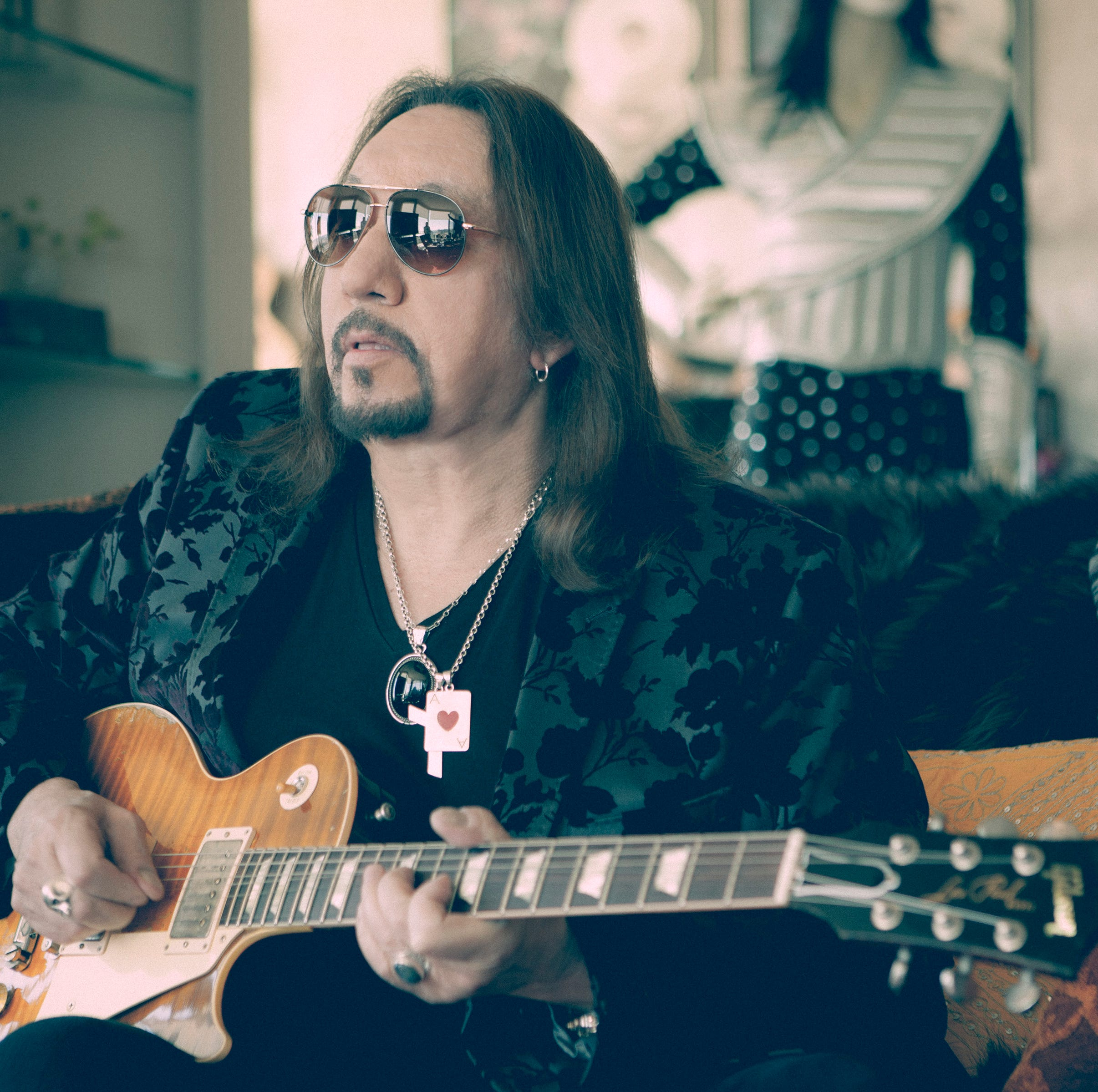 Ace Frehley, former lead guitarist for KISS,  to rock Saenger Theatre in November