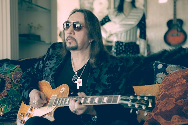 Former KISS lead guitarist Ace Frehley will perform at the Saenger Theatre in downtown Pensacola on Nov. 7, 2018.