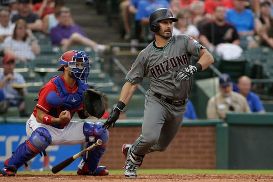 Mlb Arizona Diamondbacks At Texas Rangers