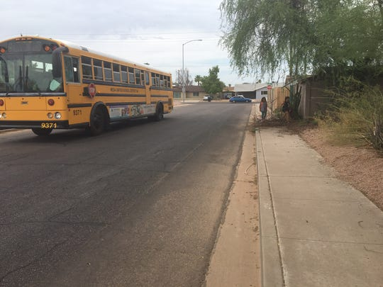 Mesa's bond would have addressed aging transportation, like the 48 district buses in daily use without air-conditioning.