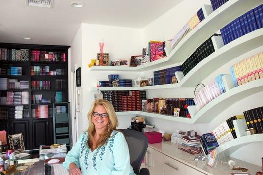 Author Kristen Ashley