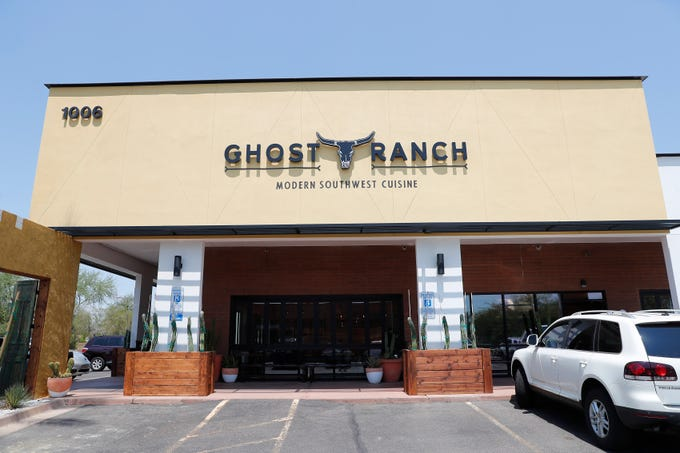 Exterior of Ghost Ranch in Tempe, Ariz. August 14, 2018.