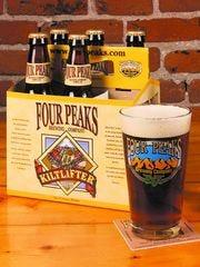 La cervecería local Four Peaks fue comprada recientemente por Anheuser-Busch.