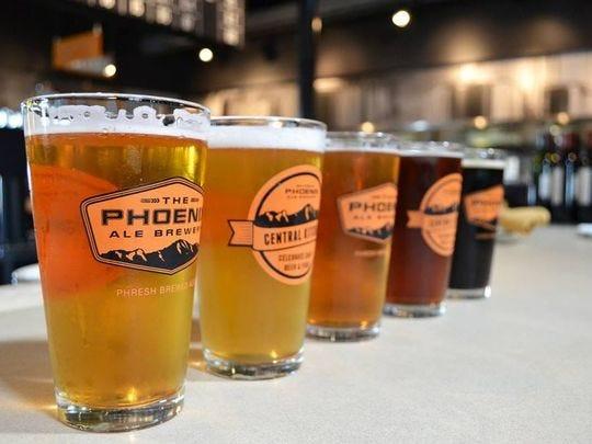 Phoenix Ale Brewery Central Kitchen