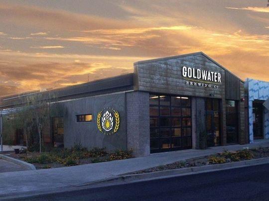 Goldwater Brewing Co. en Scottsdale.