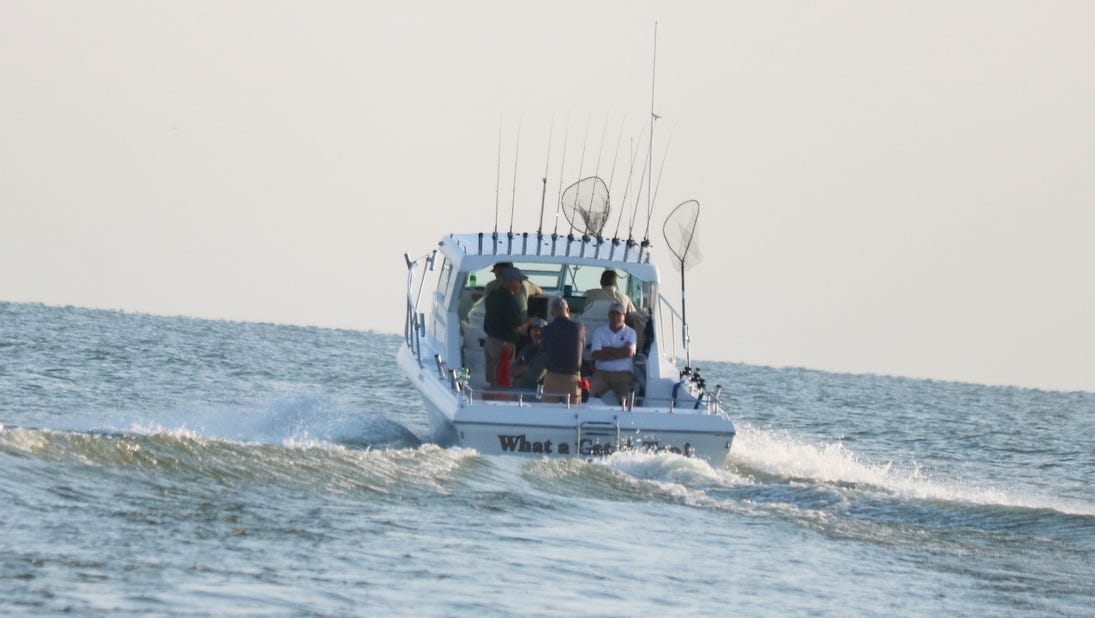 Lake Erie fishing called best in 40 years at Governor's Fish Ohio Day