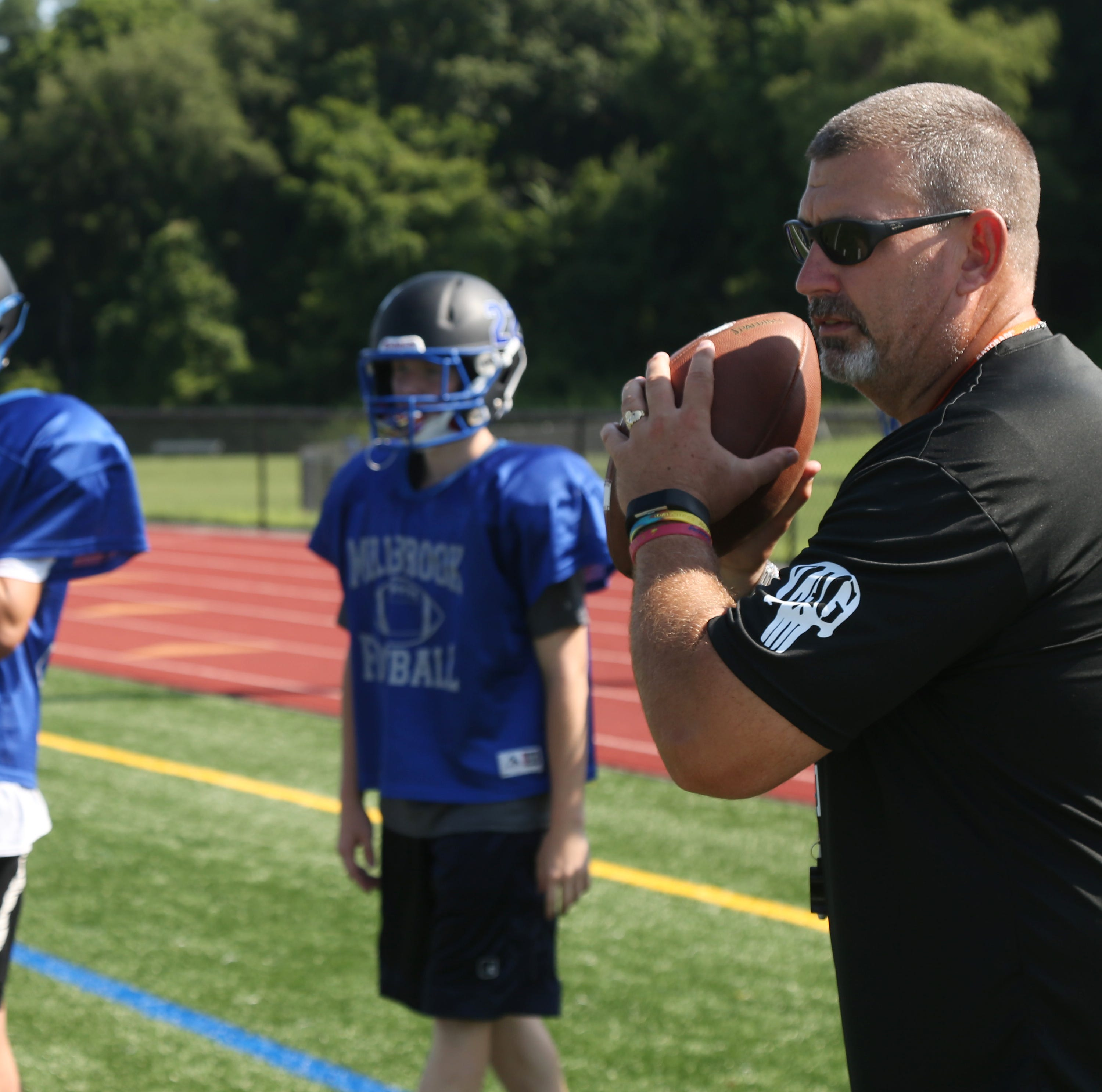 'It was time for a change': Keenan steps down as Millbrook football coach