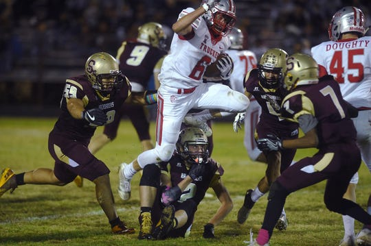 Truckee will host Fernley on Saturday night.