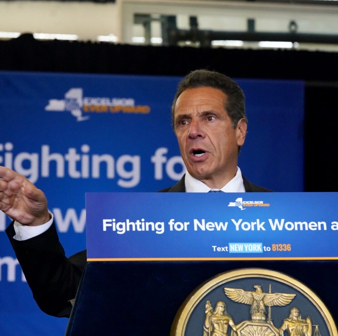 In knocking Trump, Andrew Cuomo criticized for saying America 'was never that great'