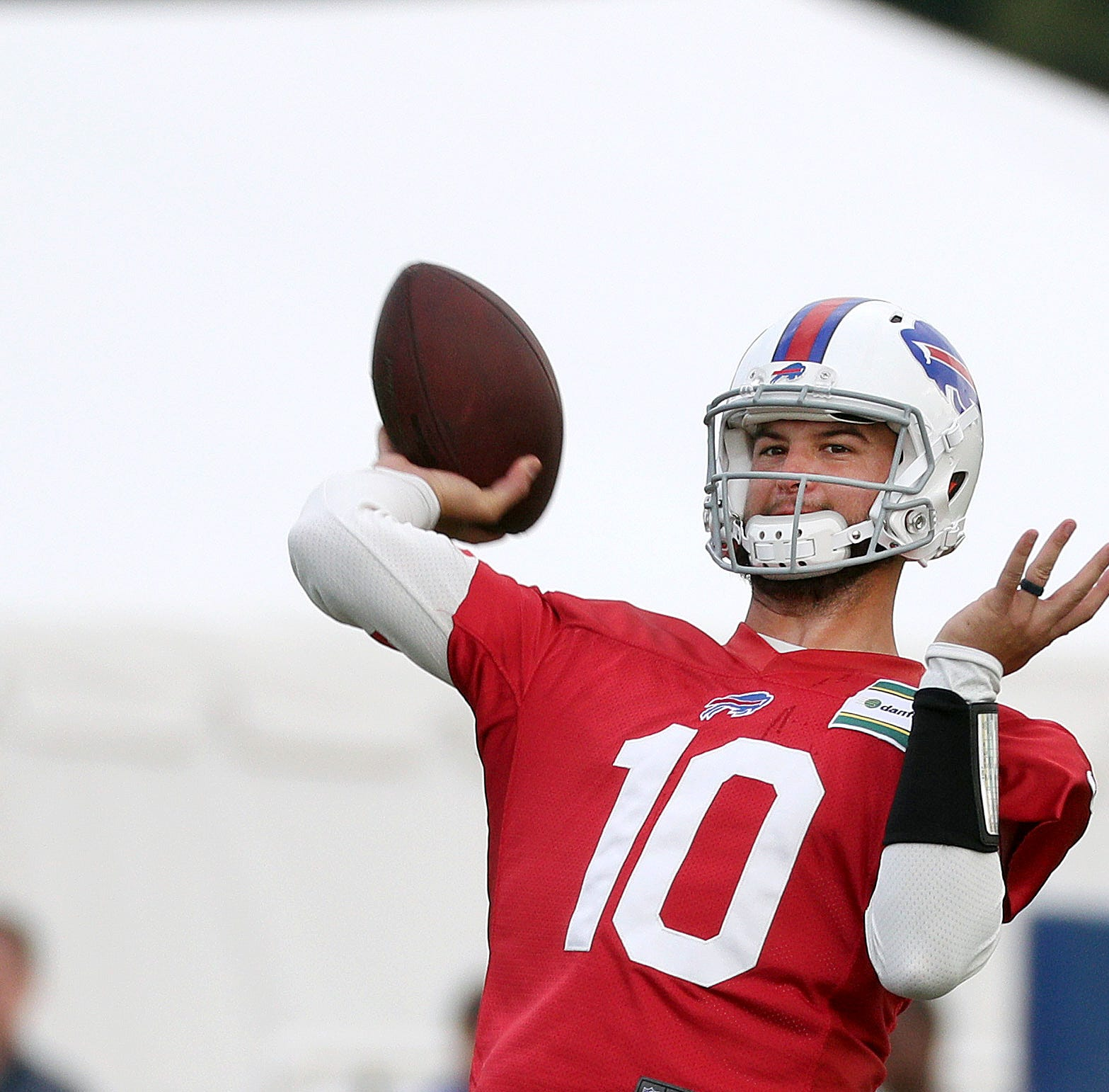 Josh Allen should get start for Buffalo Bills in third preseason game