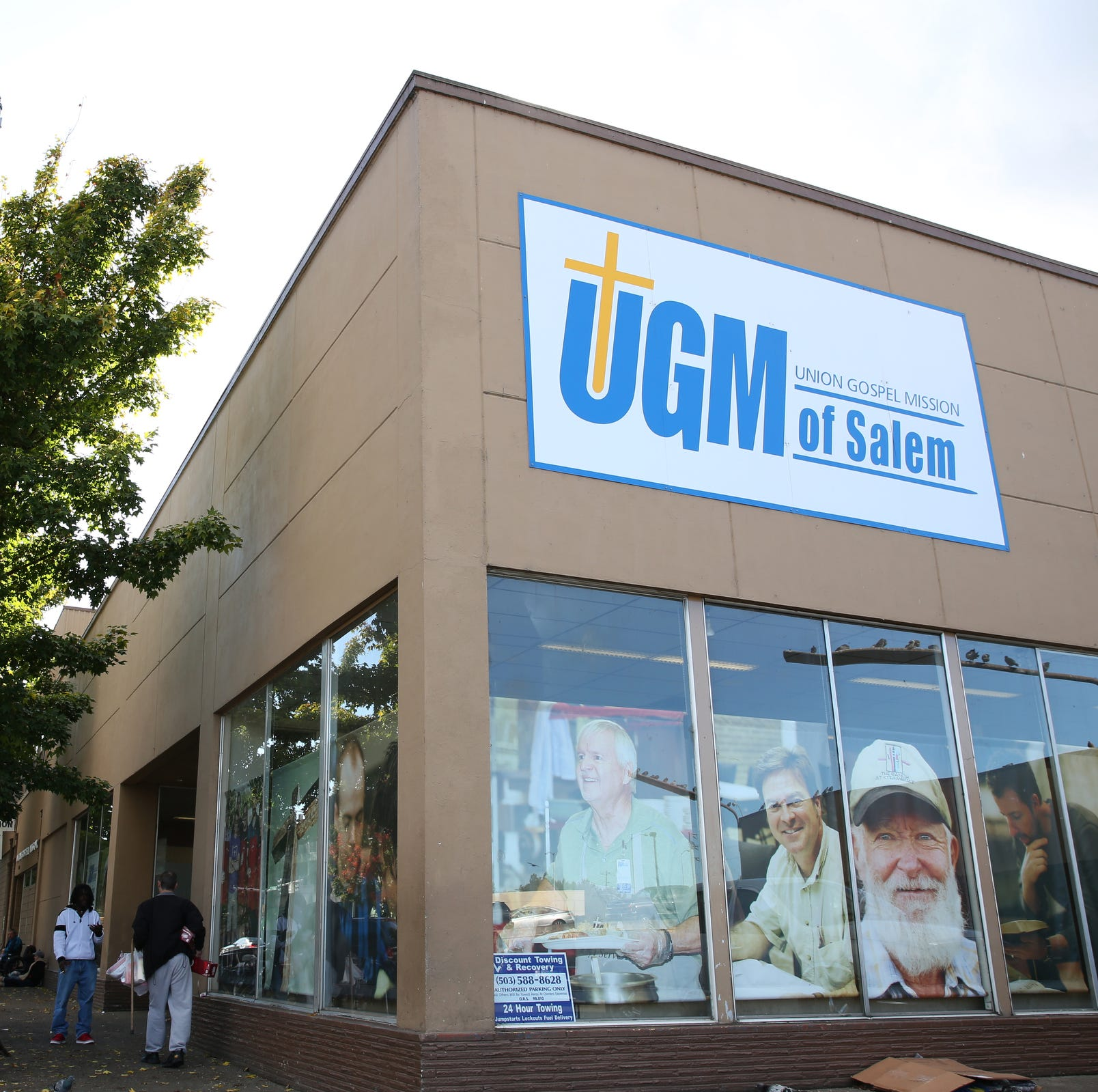 Toxic gasoline becomes bargaining chip in sale of Union Gospel Mission shelter