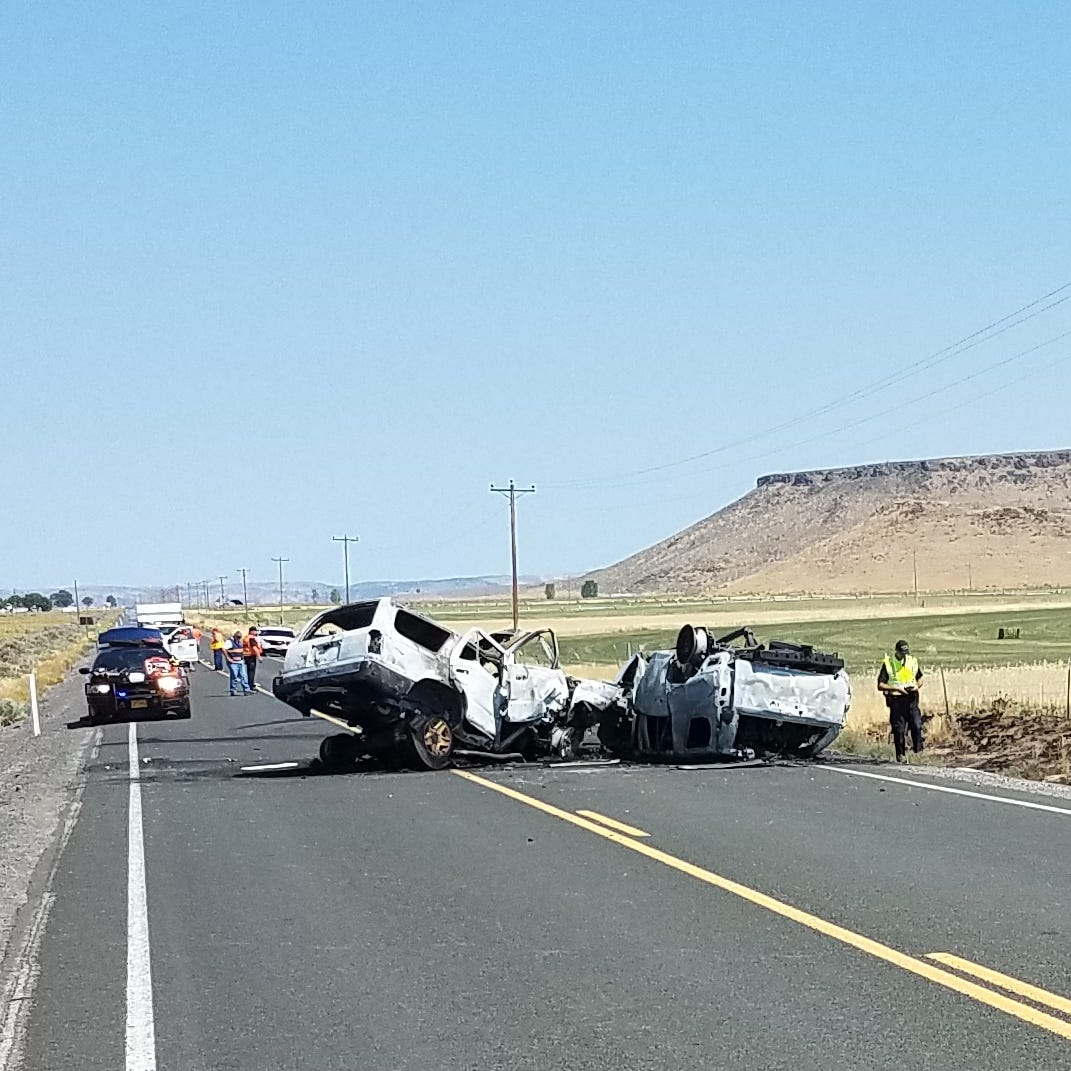 Relative: Family of 7 on vacation died in Oregon collision