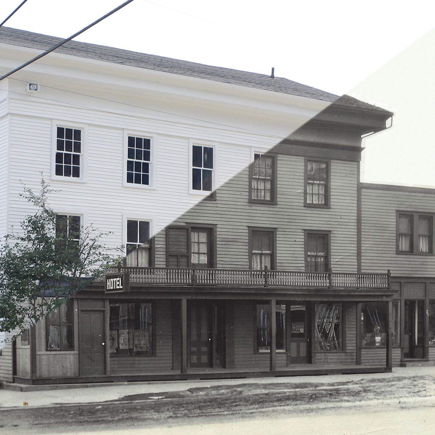 Throwback Thursday | Sheboygan Falls Thorpe Hotel