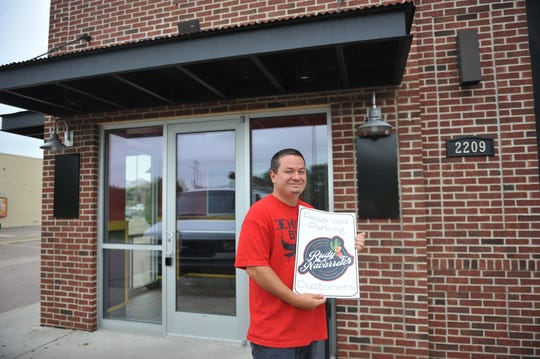 Rudy M. Navarrete's Tex-Mexican Food will open soon in the former Starz location.