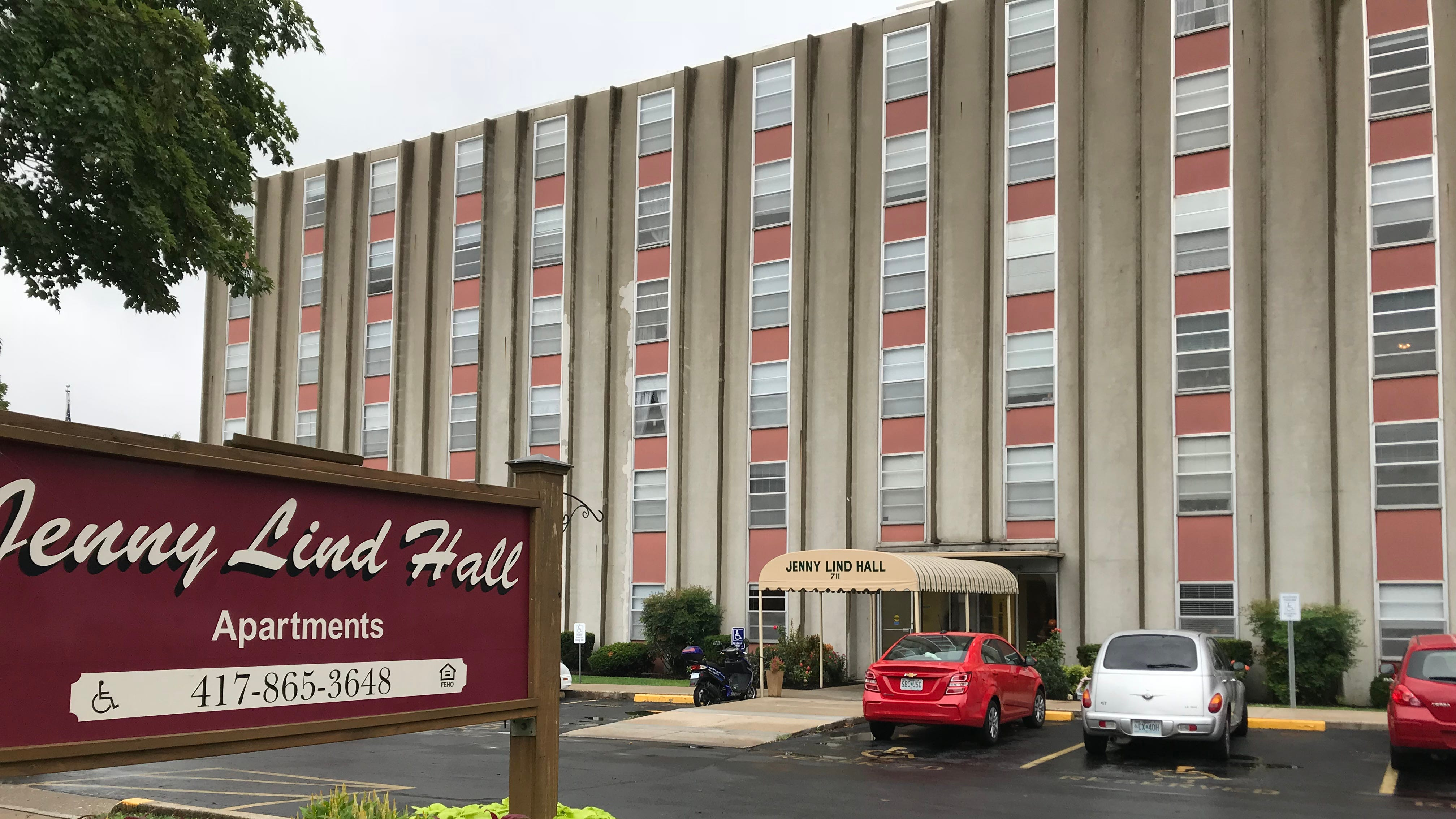 Jenny Lind Hall opened in 1977. It has 78 apartment units and is for those 62 and older or who are 18 and older and disabled.