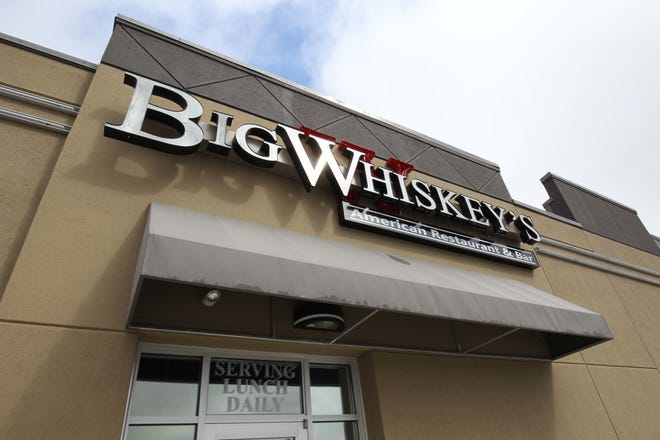 Big Whiskey's plans to open 2 franchise restaurants in Las Vegas.