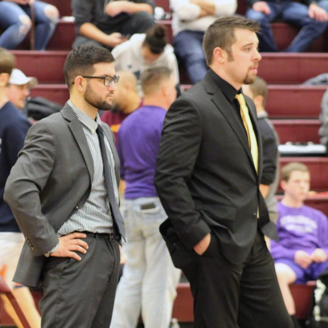Five questions with A.J. Dobzeniecki, Buffalo Gap's new head wrestling coach