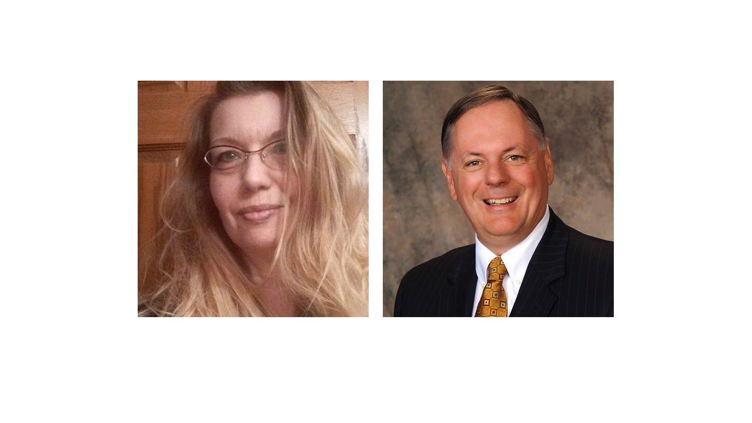 Liz Baklaich, Steve Laraway