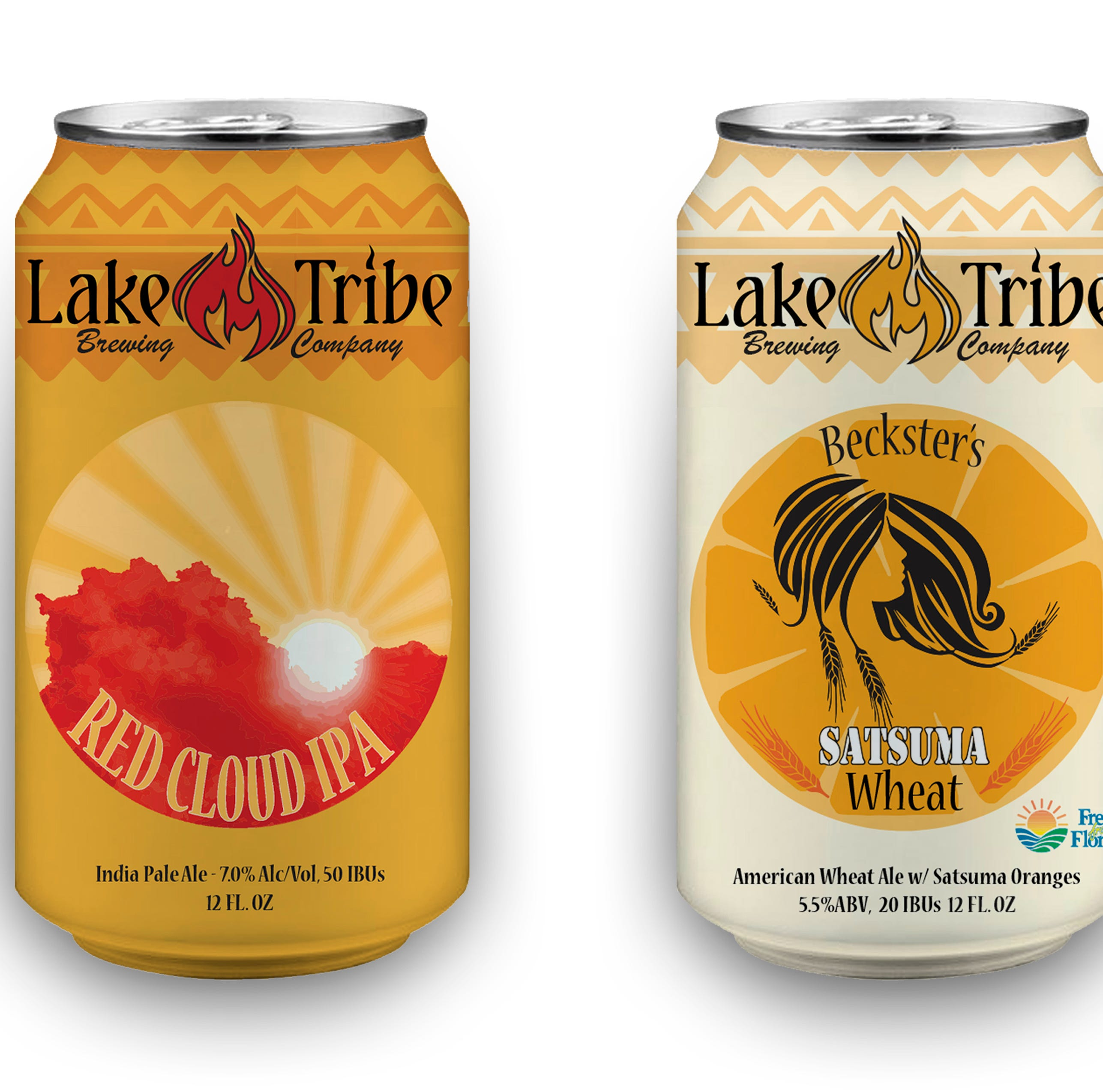 Lake Tribe beer coming to cans by early September
