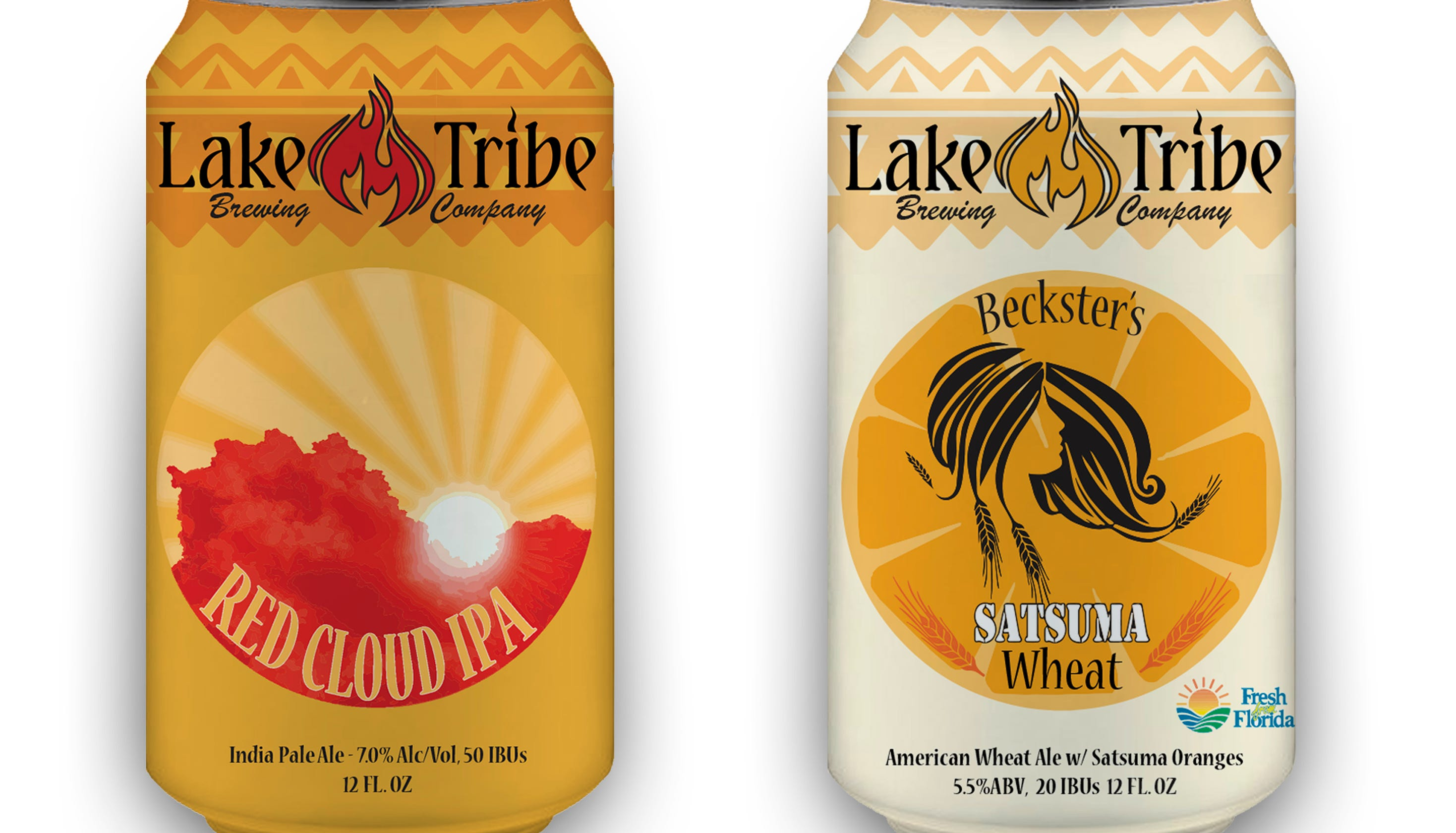 Lake Tribe beer is coming to cans with Red Cloud IPA