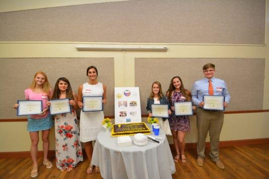 Gfwc 01 Scholarship Awards 2018