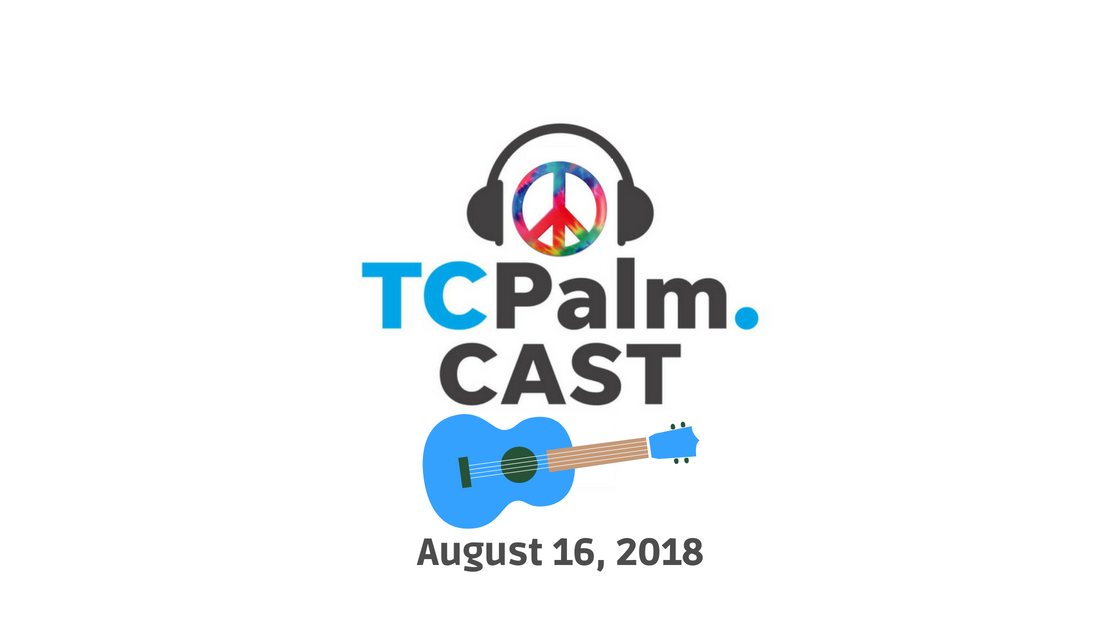 TCPalmCAST | Aug. 16: Channel your inner hippie this weekend, delivery man loses his pizzas and more on today's podcast