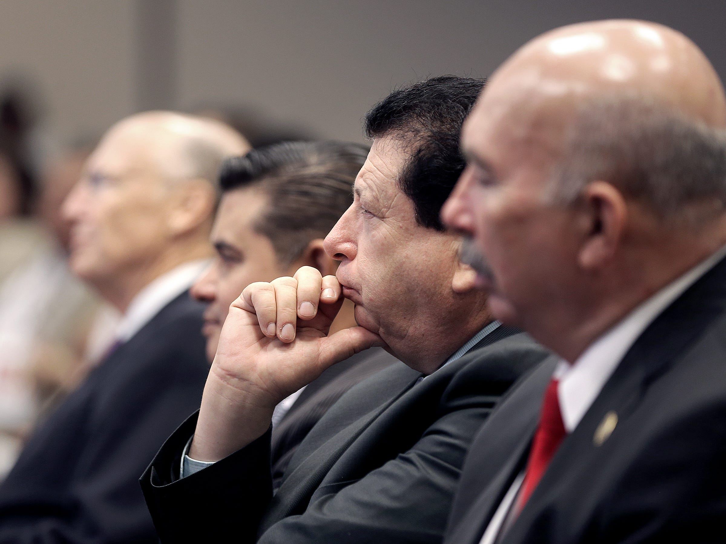 The Borderplex Alliance held their annual U.S.-Mexico Border Summit Wednesday at the Judson F. Williams Convention Center.
