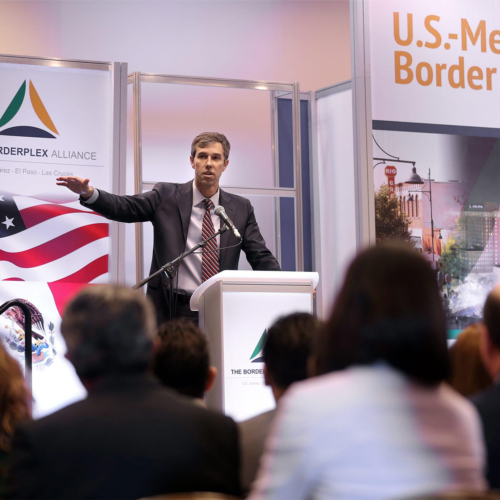 U.S.-Mexico Border Summit Kicks Off in Downtown El Paso
