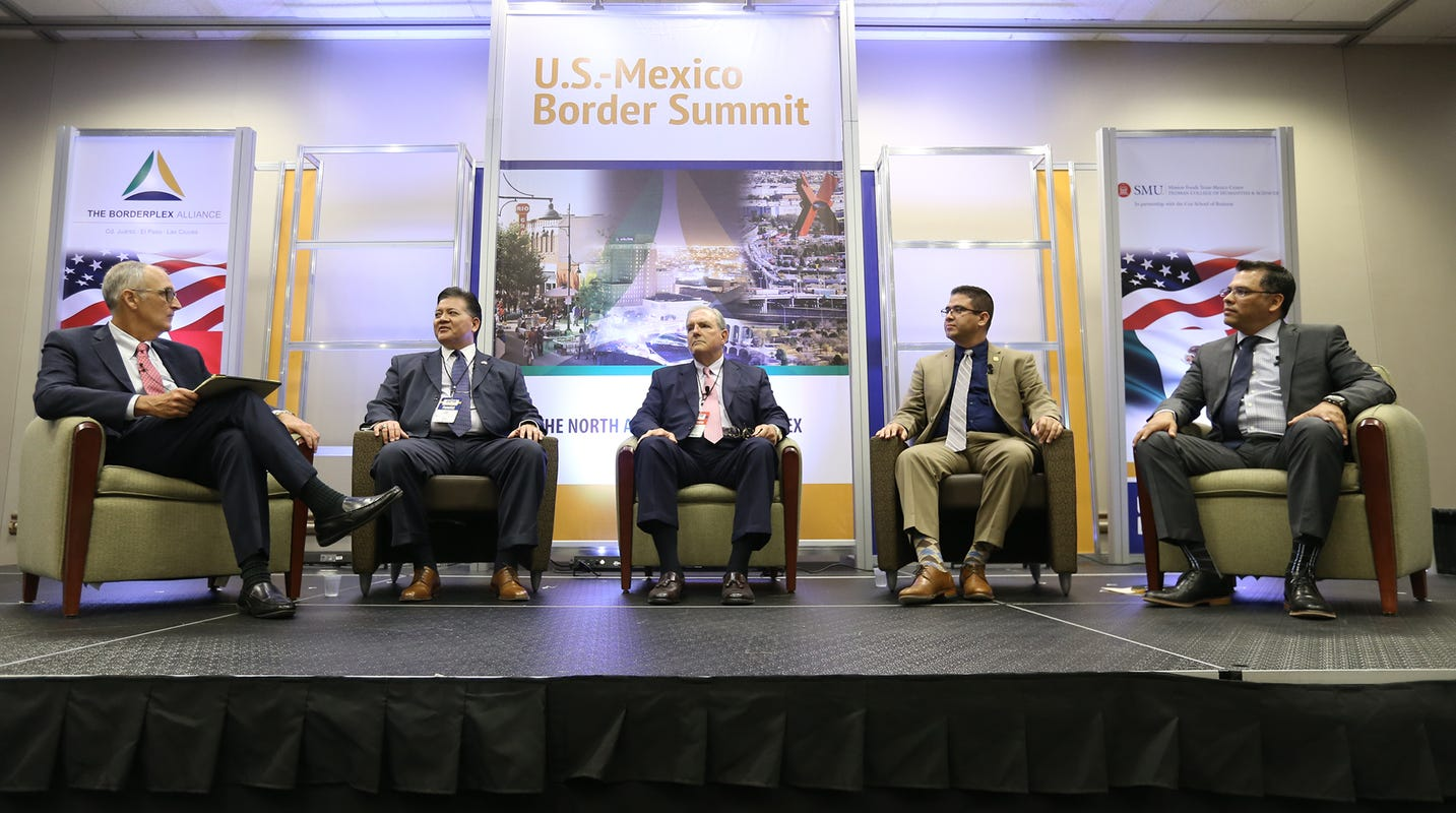 Border Mayors Frustrated With
