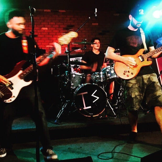Local band Indosurf says goodbye to The Cellar Door