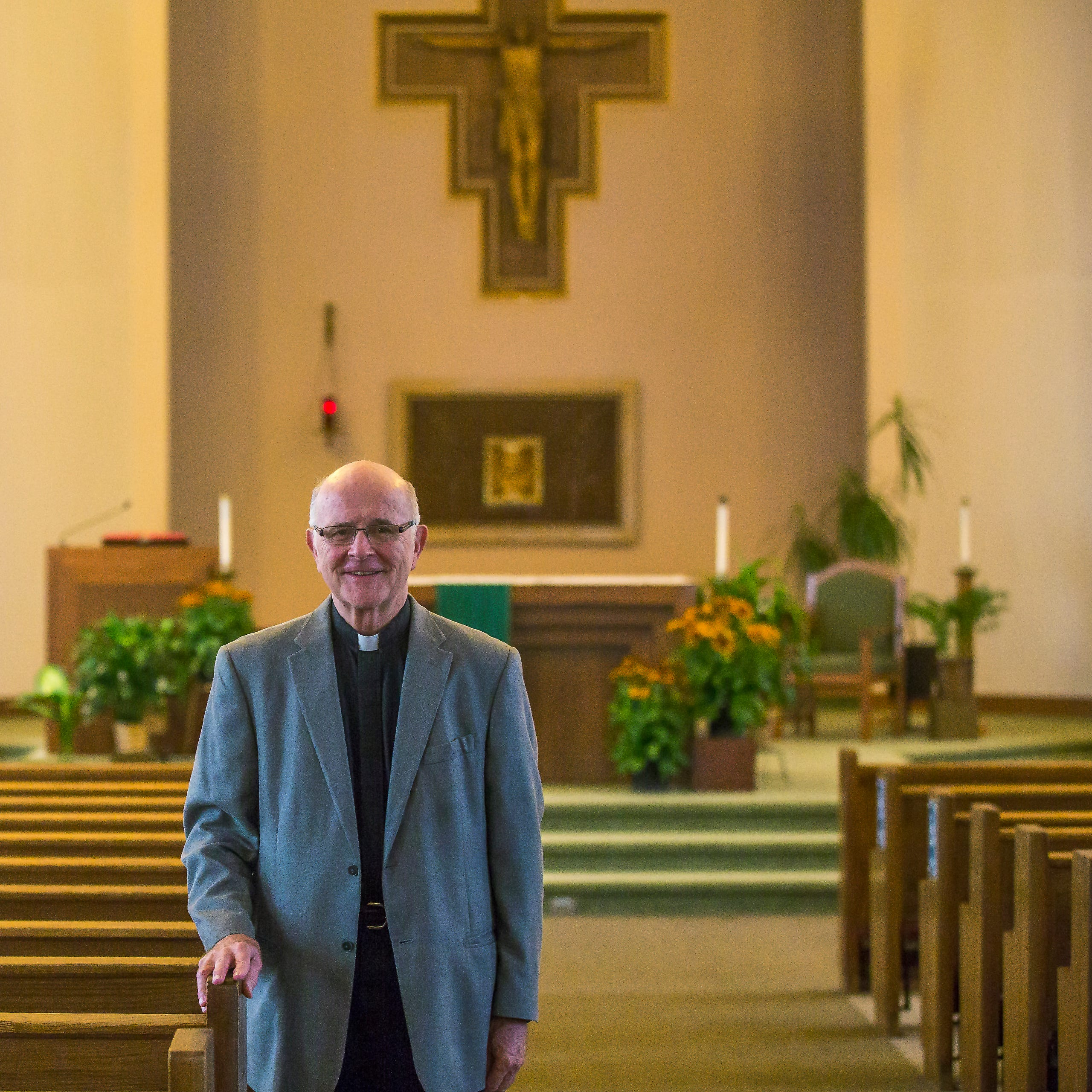 Rev. Dennis Lynch: 50-year priest angered by Catholic abuse scandal, but still devoted