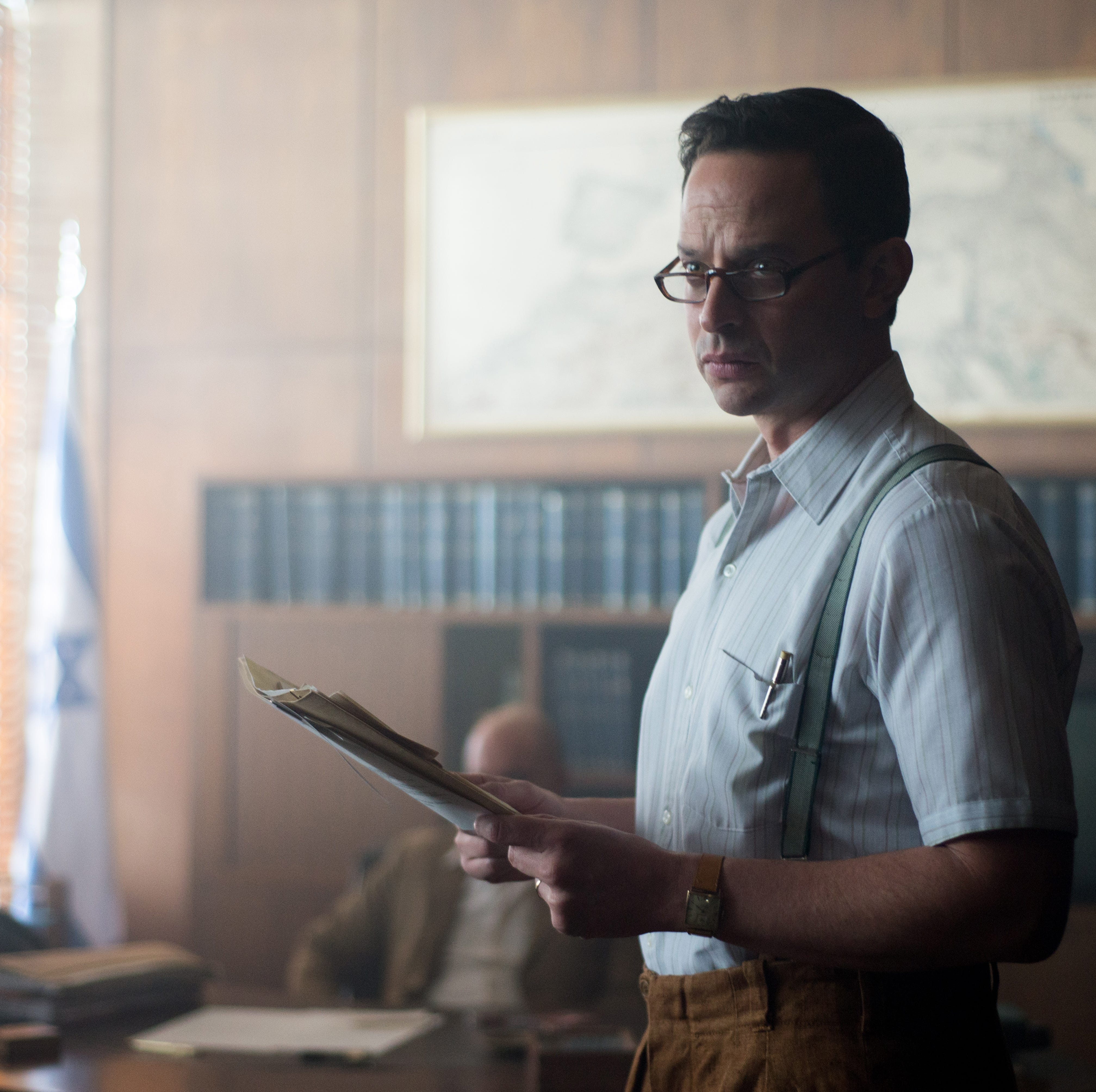 Rye's Nick Kroll on being a Nazi hunter in 'Operation Finale'