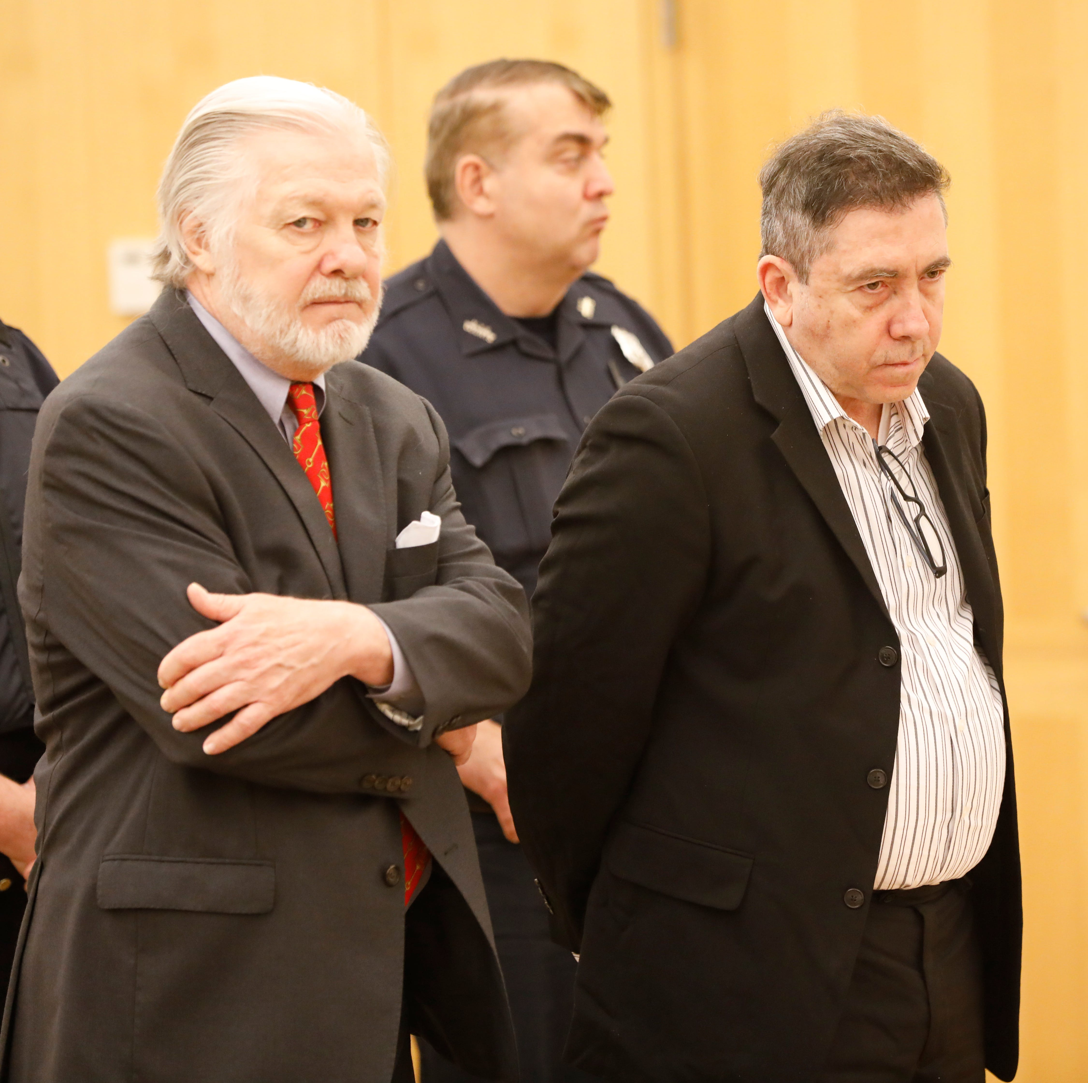 Scarsdale's Julius Reich sentenced for fatally stabbing wife, admits 'unfathomable' damage