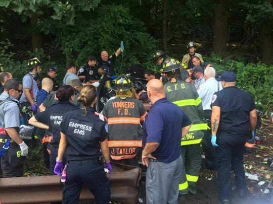 Yonkers, Greenburgh and Empress worked together to free the victims.