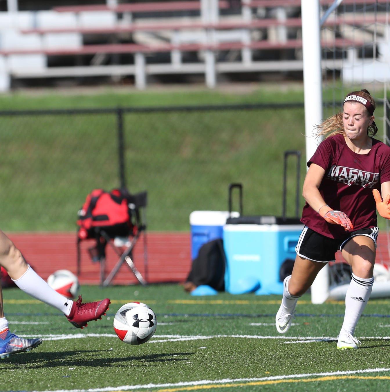 Girls soccer: Albertus Magnus awaits playoff fate in preseason